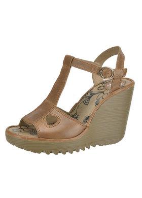 sandals FLY London Peach Polia P500262003