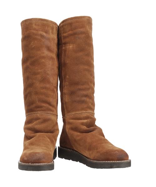 Boots Bronx Reno 13285 cognac - Women Boots Bronx
