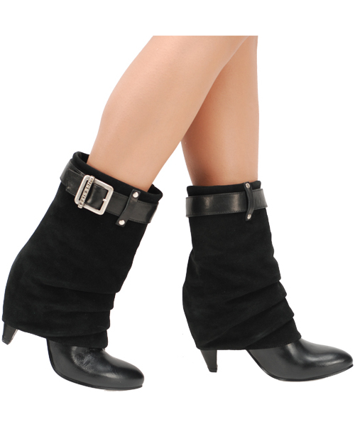 Ankle Boots Miss Sixty Jasmine Q00848 Black Women Boots