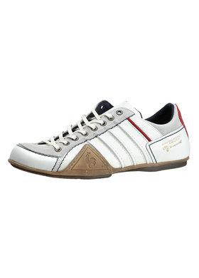 Shoes Le Coq Sportif Bordeaux 40003 bright white