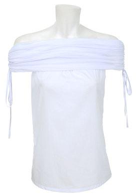 blouse Luk ap 1156-white