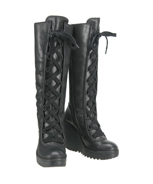 Boots FLY London Cedys P500091011 black